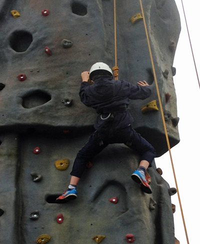 Our mobile climbing wall means you can get the climbing experience at a venue to suit you.